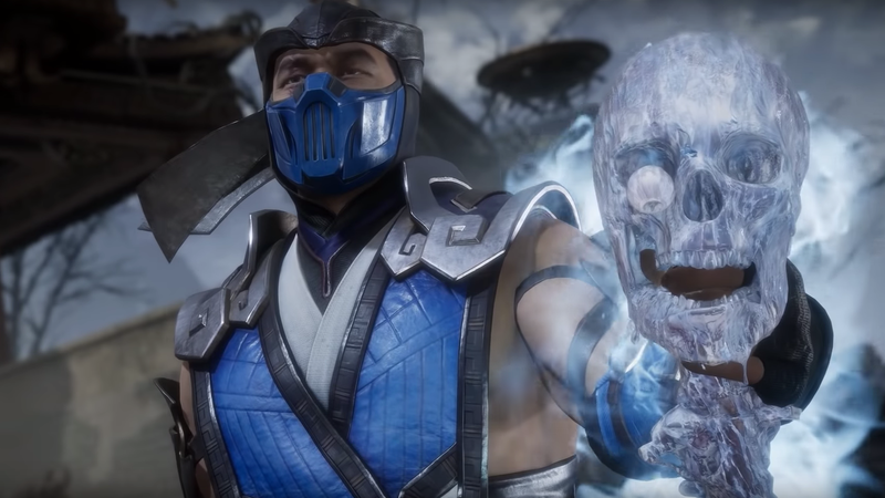 Illustration for article titled The Raid's Jon Taslim to chill out as Sub-Zero in the new Mortal Kombat movie