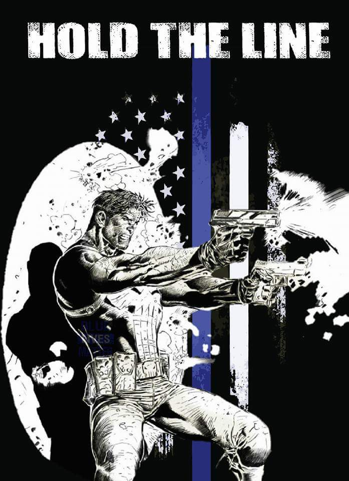 what does the punisher logo mean