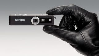Illustration for article titled Minox Spy Camera Goes Digital, Still Tiny Enough to Please Q