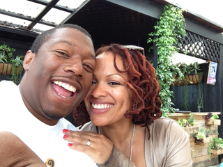 Marcus Montgomery and his wife, Lisette Titre-MontgomeryMarcus Montgomery/We Are Game Devs