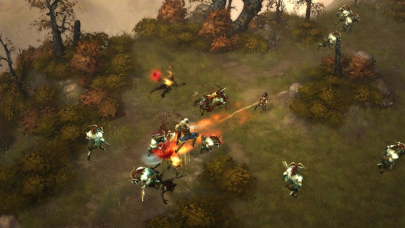 Illustration for article titled New Diablo III Players Are No Longer Restricted To Act One