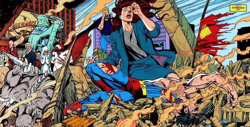 Illustration for article titled What Will Be The Undoing Of The Superhero Movie?