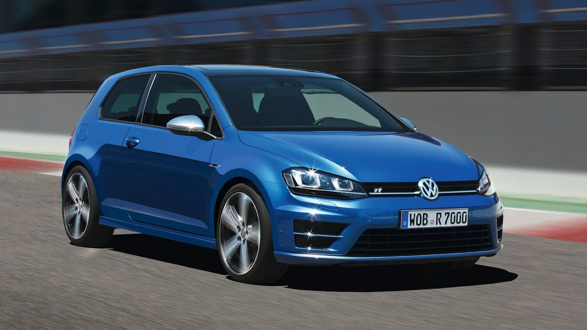 Blue Fast And Mean The History Of Volkswagen R32 Golf R Suspension Diagram Pictures Vw Gti Forum Rabbit
