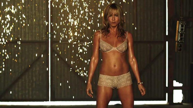 Illustration for article titled Jennifer Aniston's Stripper Diet: Kale, Kale and More Kale