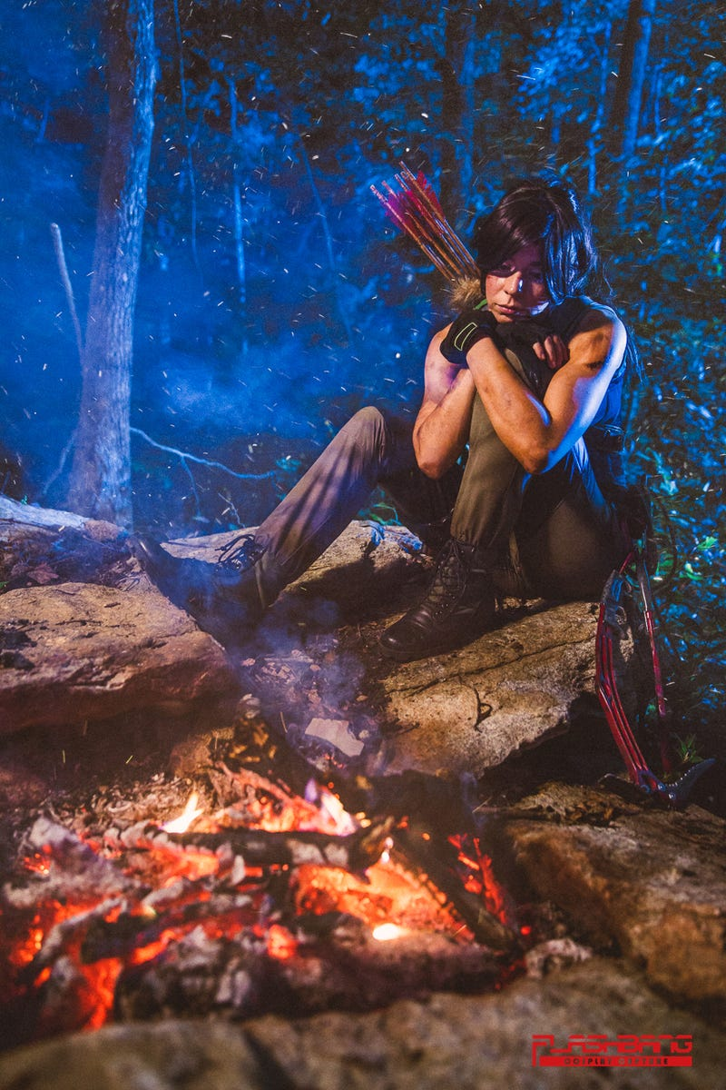 New Tomb Raider Cosplay For A New Tomb Raider Game | Kotaku UK