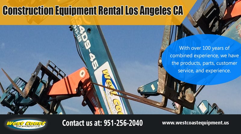 Illustration for article titled Construction Equipment Rental Los Angeles CA | westcoastequipment.us