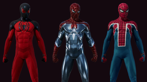 Spider Man Far From Home Suits Revealed At Brazil Comic Con