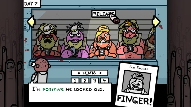 Illustration for article titled Binding of Isaac Designer's New Game Is Both Uncomfortable And Funny