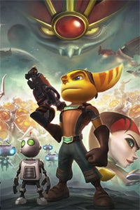 Illustration for article titled Ratchet and Clank Future: Quest For Booty Announced For PSN