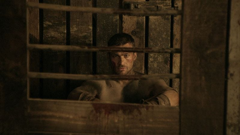 Andy Whitfield (Starz)