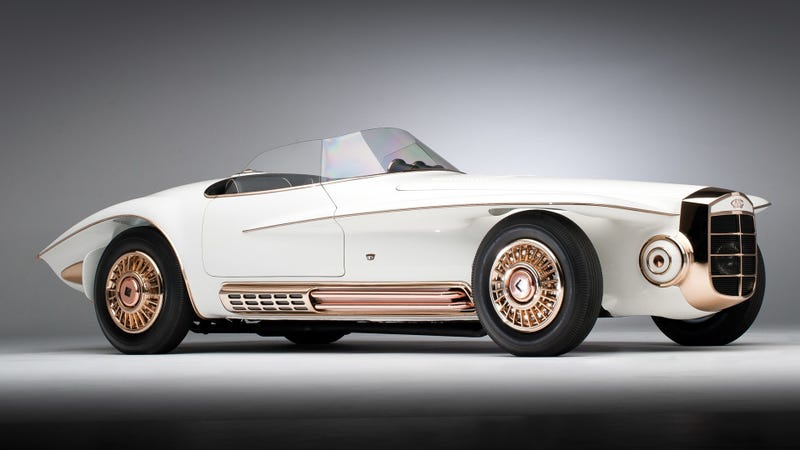 Illustration for article titled If I Had $700,000 I Definitely Would Have Bought The 1965 Mercer-Cobra Roadster