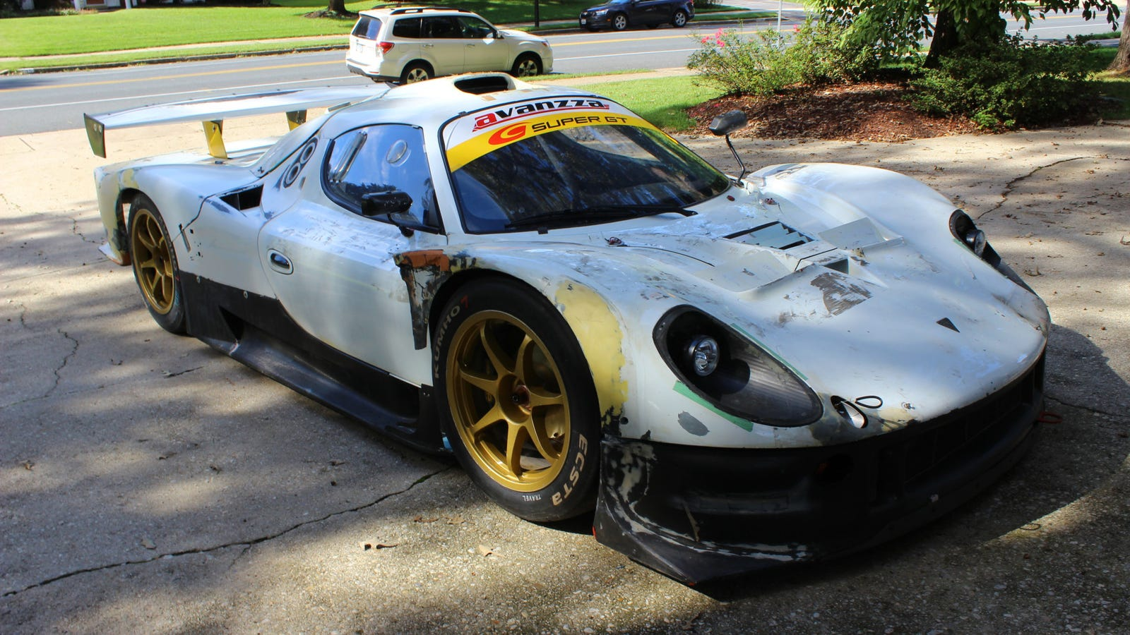 This Is One Of The Most Interesting Race Cars America Has