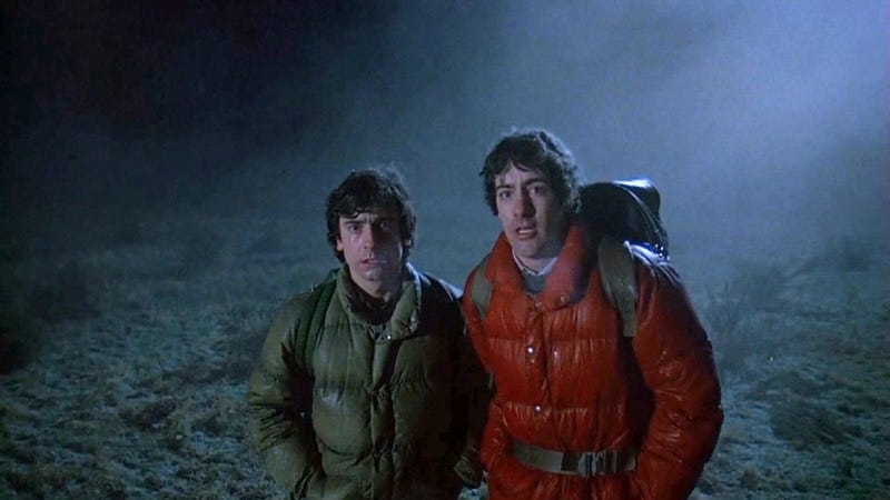 Illustration for article titled That An American Werewolf in London Remake Is Actually Happening Now
