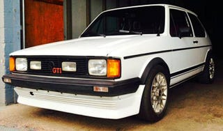 Illustration for article titled For $8,500, Could This 1983 VW GTI Be The Prescription For Fun?