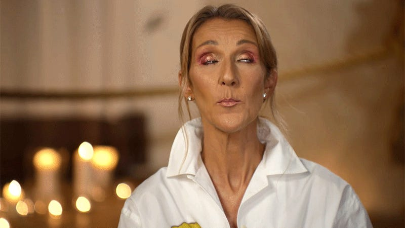 Celine Dion: 'I Miss To Be Touched'