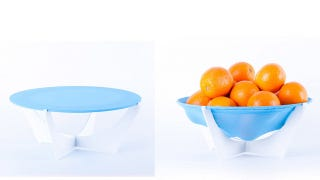 Illustration for article titled This Bowl Will Always Be Exactly the Size You Need it to Be