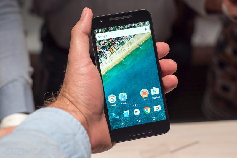 Illustration for article titled Probamos los nuevos Nexus 5X y 6P: prepárate para volver a enamorarte de un Nexus