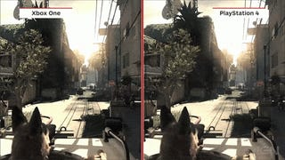 Here's Another Call of Duty: Ghosts Comparison For Xbox One and PS4