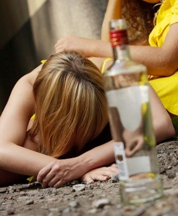 Illustration for article titled Is Binge-Drinking Making Teen Girls More Aggressive?