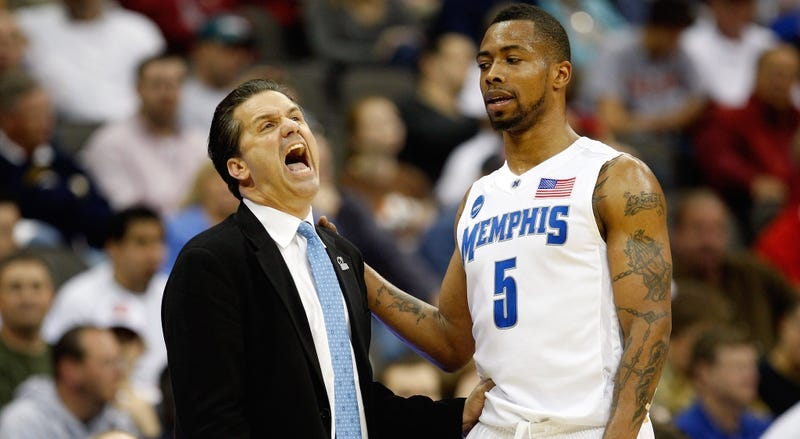 Illustration for article titled Memphis Undoes Decision To Honor John Calipari After Fans Whine