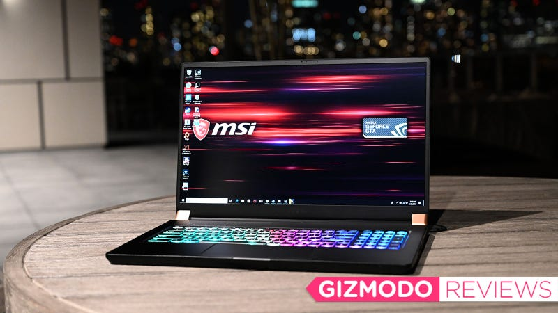 MSI GS75 Review: Blazing Fast Gaming With the Bulk