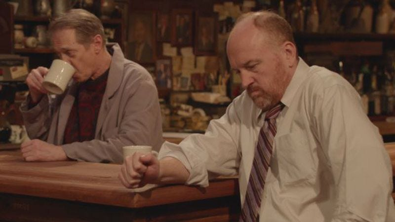 Illustration for article titled Louis CK says more Horace And Pete is coming this Saturday