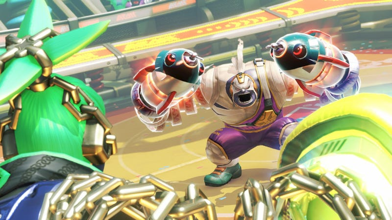 Illustration for article titled Arms Will Get Customizable Controls In Next Patch