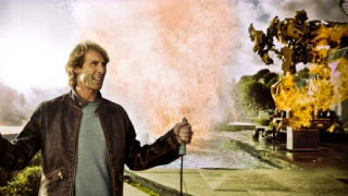 Illustration for article titled Transformers 4 is coming. Also, Michael Bay won't stop directing Transformers movies until the heat death of the universe.
