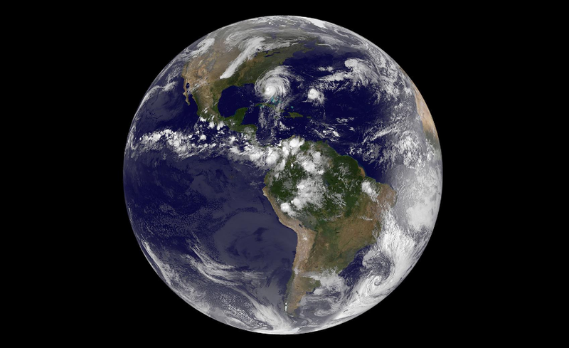 Image: NASA Goddard Instagram/NASA-NOAA GOES Project