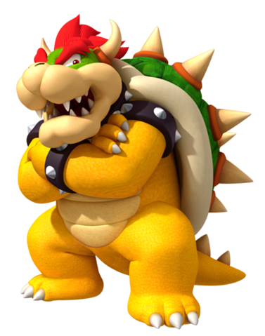Illustration for article titled Bowser Busy Getting Ready for Upcoming Thanksgiving Dinner Party