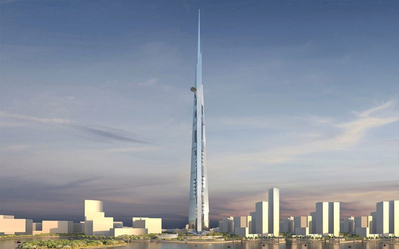 Illustration for article titled How the World's Next Tallest Building Will Be Built