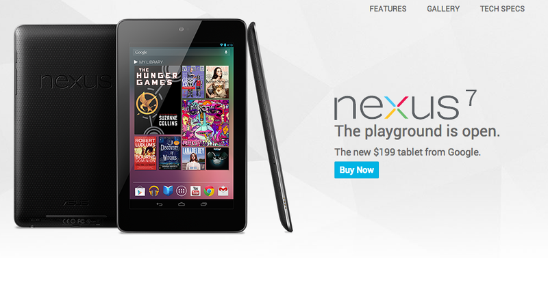Illustration for article titled The 16GB Nexus 7 Is Now Just $200