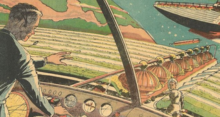 Illustration for article titled These Space Farmers of 1959 Were Way Ahead of Their Time