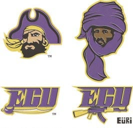 Illustration for article titled Someone Thinks That East Carolina Should Update Its Logo