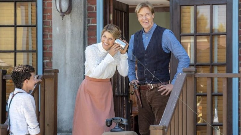 Hallmark is scrambling to write Lori Loughlin off When Calls The Heart's new season