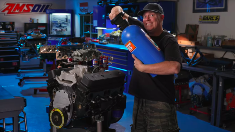 Here's How Much Nitrous You Can Spray Into A Small-Block Engine