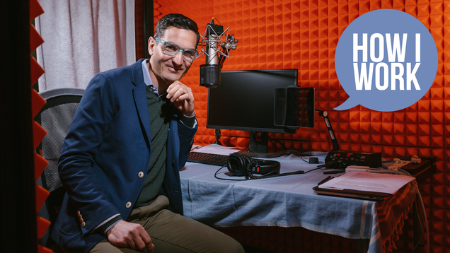 I m Guy Raz, Author and Podcaster, and This Is How I Work