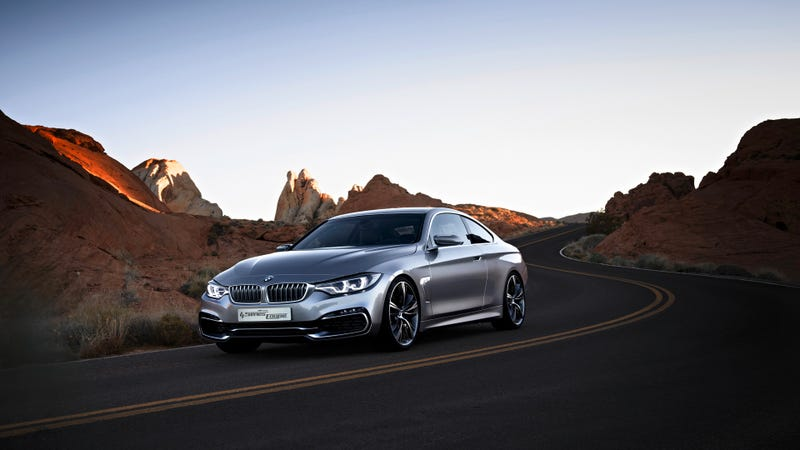 Illustration for article titled The BMW 4 Series Is The New BMW 3 Series Coupe