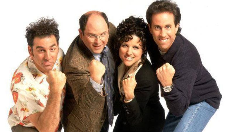 Illustration for article titled College professor uses Seinfeld to illustrate psychological disorders