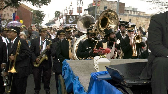 New Louisiana Abortion Law Requires Fetuses Be Given Jazz Funeral March Through The French Quarter