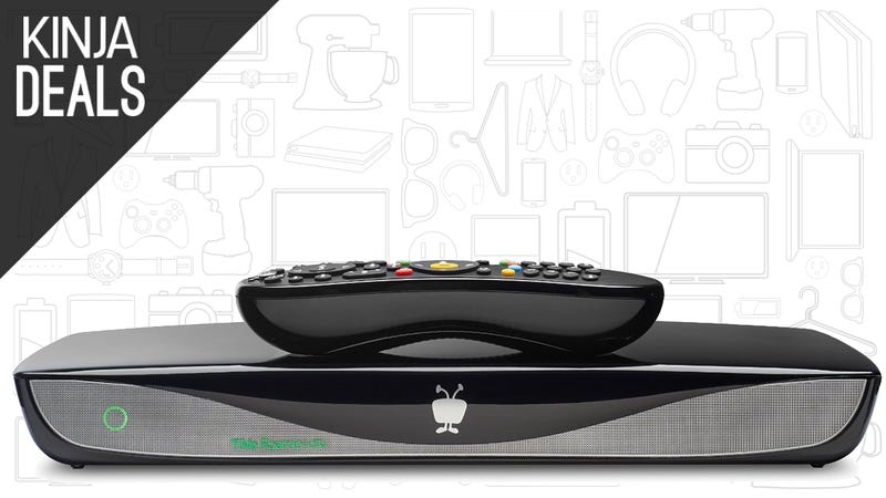 Illustration for article titled Back In Stock: TiVo's Roamio OTA DVR With Lifetime Service For $300