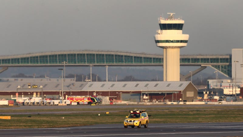 Gatwick Airport, pictured here in 2014.