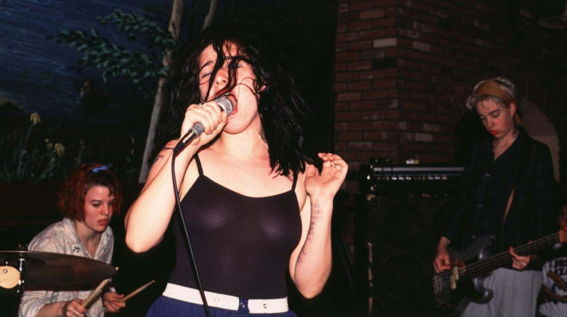 Illustration for article titled Bikini Kill reunites for shows in Los Angeles, Brooklyn, and New York