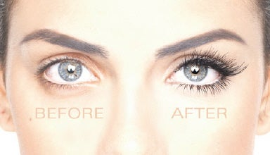 Illustration for article titled Eyelash Extensions