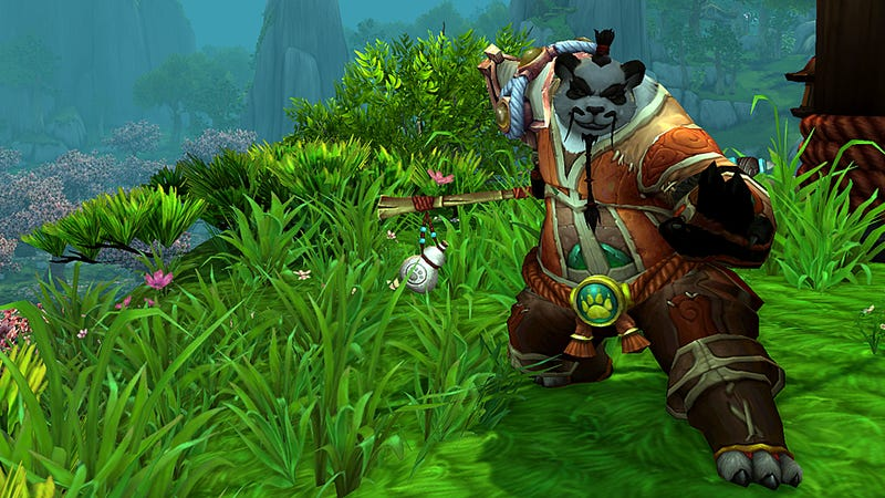 Illustration for article titled With Mists of Pandaria, World of Warcraft's Age Is Starting To Show