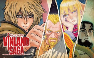 Illustration for article titled Vinland Saga gets an anime adaptation