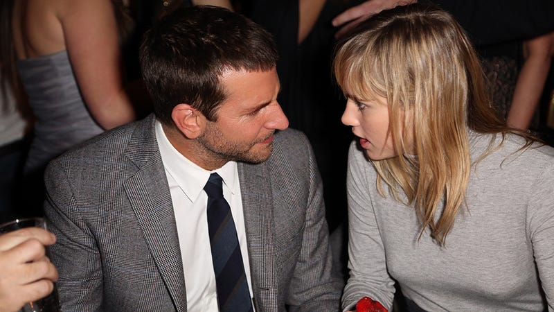 Illustration for article titled Bradley Cooper and Suki Waterhouse Are Done, Were Apparently Dating
