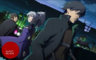 Illustration for article titled Darker than Black: The Ani-TAY Review