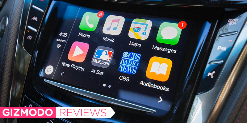 Illustration for article titled Apple CarPlay Review: Siri's a Boring But Useful Travel Pal