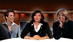 Illustration for article titled Is 2008 The Year Of The Female News Anchor?